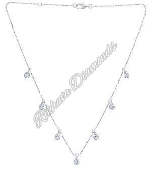 CMPL-3 Diamond Necklace
