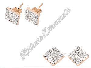 ER-71 Diamond Earrings