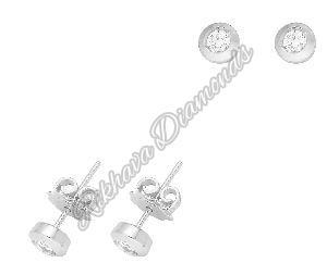 IER-12 Diamond Earrings