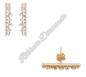 IER-7 Diamond Earrings