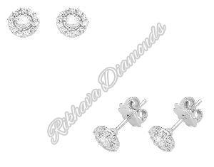 IER-9 Diamond Earrings