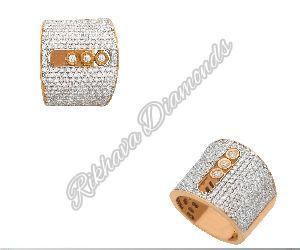 IGR-23 Mens Diamond Ring