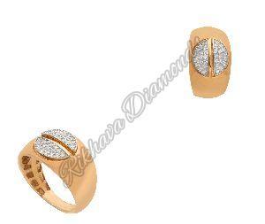 IGR-7 Mens Diamond Ring