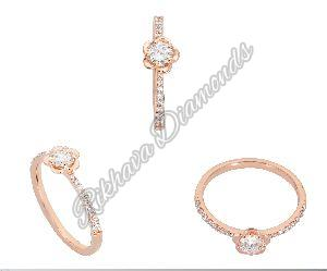 ILR-66 Women Diamond Ring