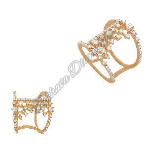 INR-17 Women Diamond Ring