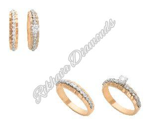 INR-23-23A Women Diamond Ring
