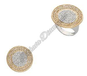 INR-27 Women Diamond Ring