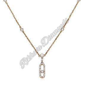 IPN-02 Diamond Pendant
