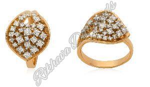 MJLR-5 Women Diamond Ring