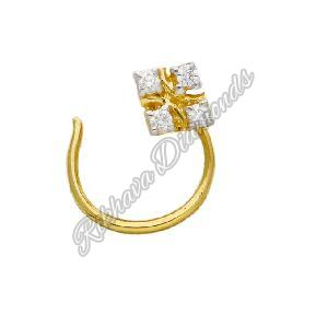 NPT- 4 Pcs Diamond Nose Pins