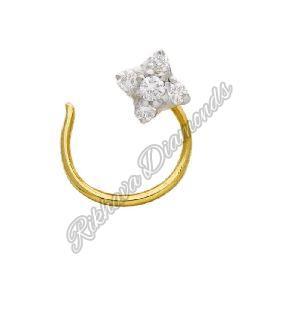 NPT- 5 Pcs Diamond Nose Pins