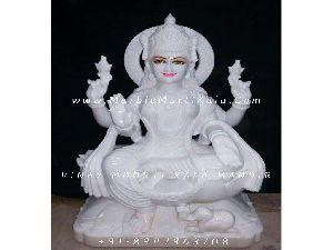 Pure White Laxmi Marble
