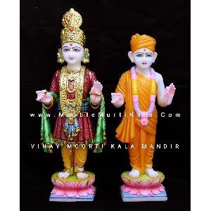 Swaminarayan Bhagwan Marble Murti