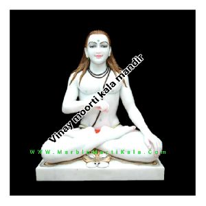 Baba Balak Nath Marble Statue