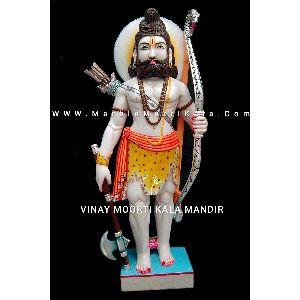 Bhagwan Parshuram Marble Statue