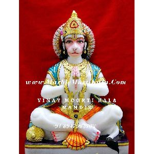 Das Hanuman Marble statue