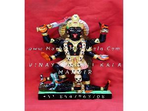 Mahakali Marble Idol