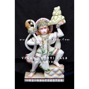 Veer Hanuman ji Statue