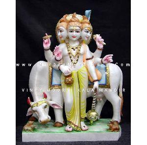 Marble Lord Dattatreya