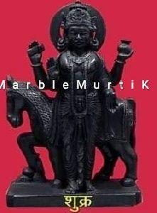 Marble Shukra Navagraha Statue