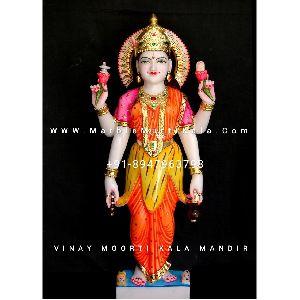 Parvati Ji Marble Statue