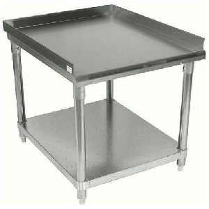 Stainless Steel Tea Table