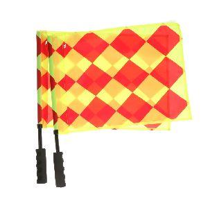 Football Linesman Flag