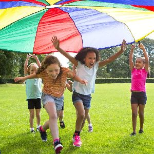 Fun Themed Kids Play Parachute