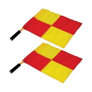 Referee Linesman Flag