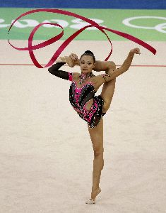 Rhythmic Gymnastic Ribbon