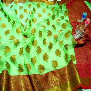 Banarasi Silk Scarves