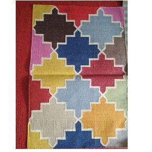 Designer Cotton Rug
