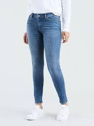 Ladies Skinny Fit Jeans