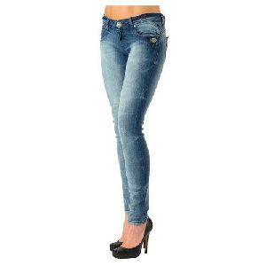 Ladies Stylish Jeans