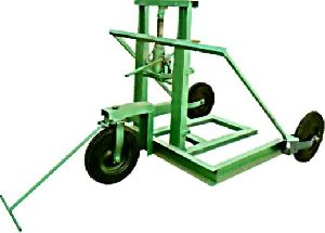 Hydraulic Brick Trolley