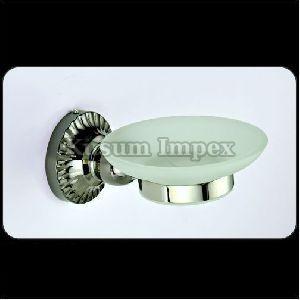 Glass Soap Dish (BP-GSD-007)