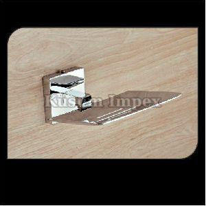 Metal Single Soap Dish (ST-MSD-013)