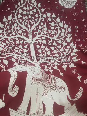 1002 Designer Cotton Bedspread