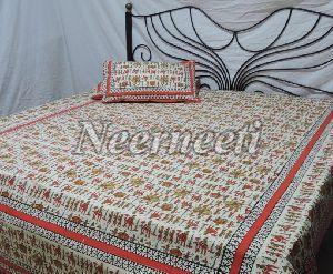 1004 Designer Cotton Bedspread