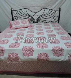 1008 Designer Cotton Bedspread
