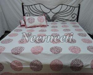 1008 Printed Cotton Bedspread