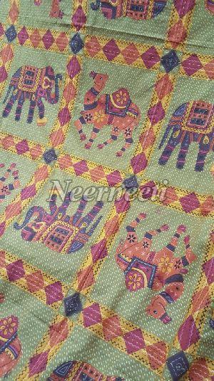 1009 Designer Cotton Bedspread