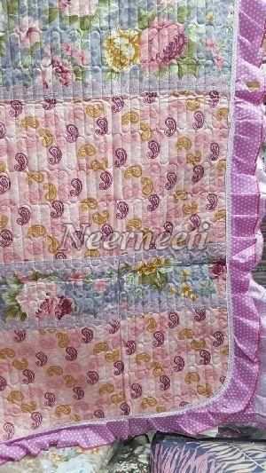 1010 Fancy Cotton Bedspread