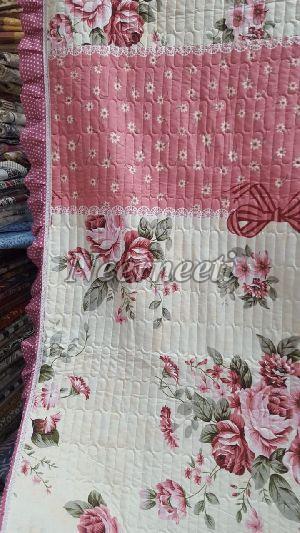 1014 Fancy Cotton Bedspread