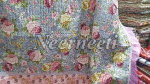 1015 Embroidered Cotton Bedspread