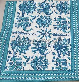 15007 Designer Linen Table Runner