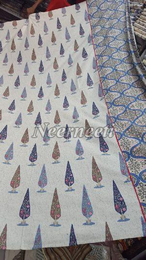 2007 Fancy Pottery Bed Cover