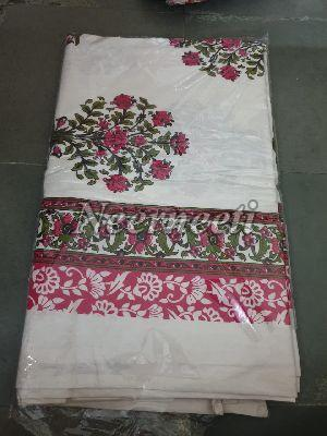 3002 Designer Cotton Bed Cover