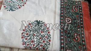 3006 Designer Cotton Bed Cover