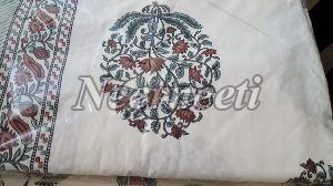 3007 Fancy Cotton Bed Cover